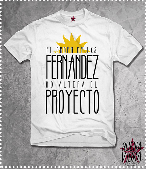 EL ORDEN DE LXS FERNANDEZ