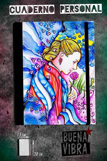 Dibujo Evita