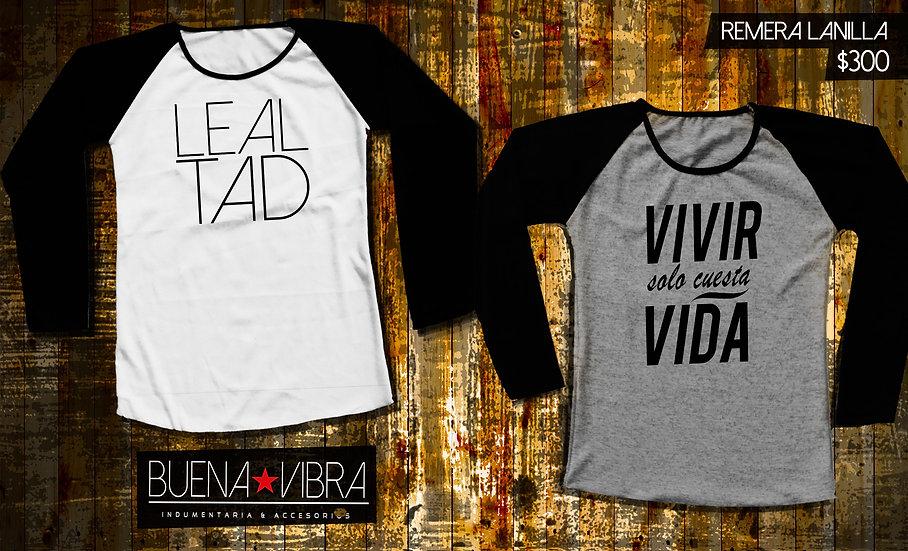 LEALTAD & VIVIR SOLO CUESTA