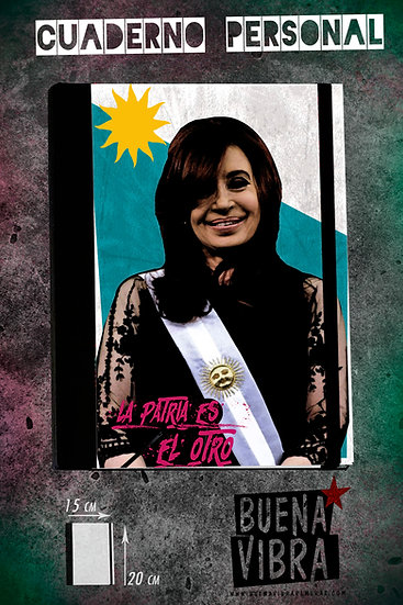CFK La patria es el otro