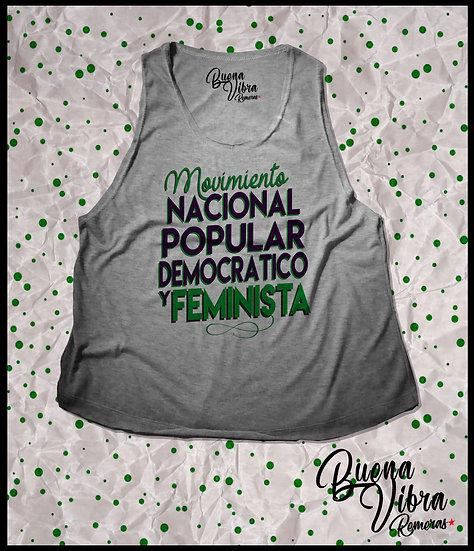 NAC&POP Y FEMINISTA