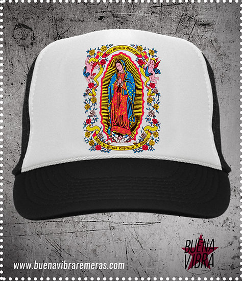 GORRA LA GUADALUPE COLOR