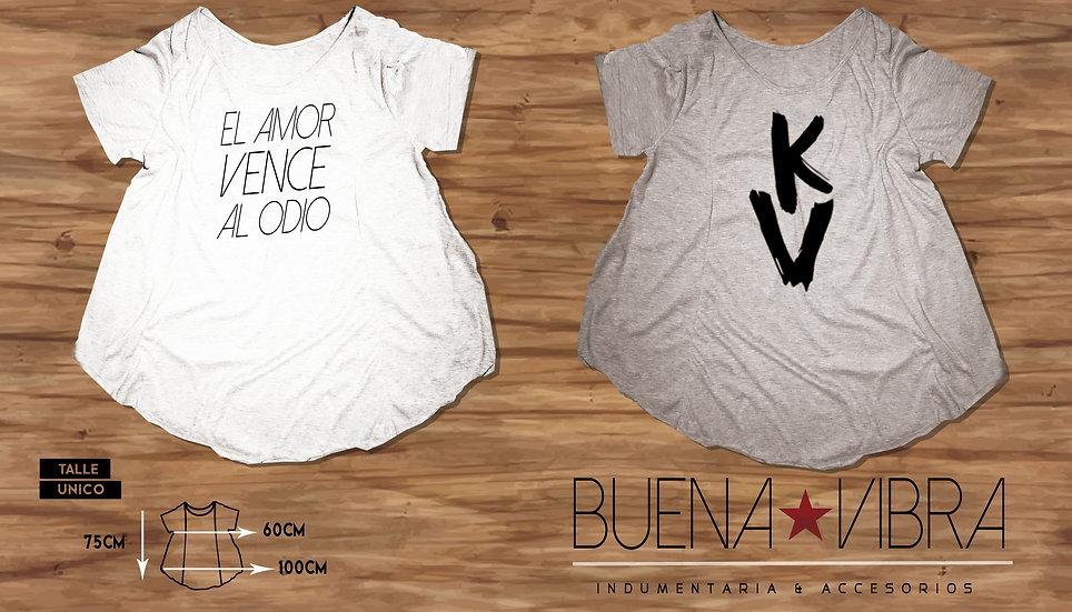 EL AMOR VENCE & KV