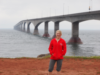 Maritimes Tour Journal, day two: Bridges and Boardwalks