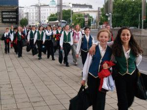 Victoria Children's Choir