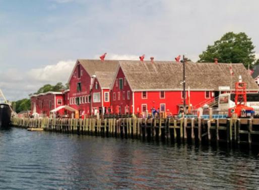 Maritimes Tour Journal, day nine: all along the sea shore