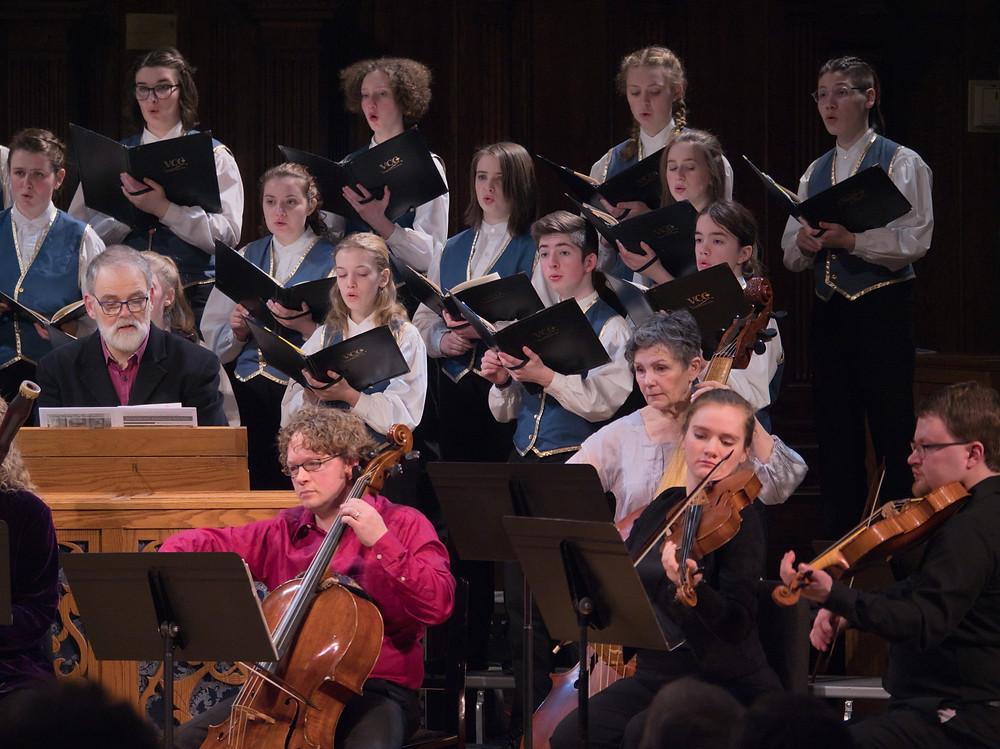 Pacific Baroque Festival's 15th Anniversary Season