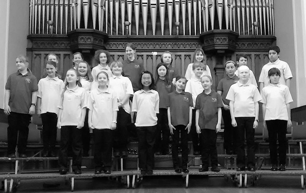 Victoria Children's Choir Festival Win 2016