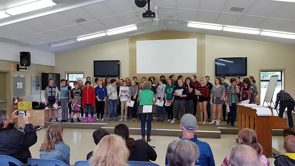 Fall Choir Camps