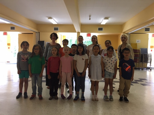 A Wonderful Week at VCC Summer Day Camp!