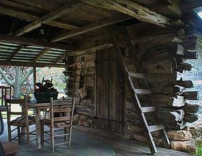 George's Log Cabin