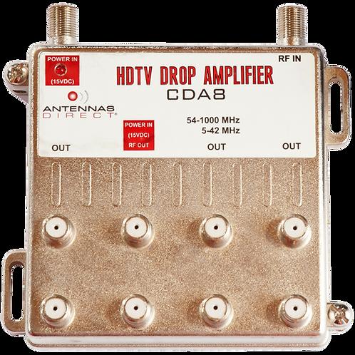 8-Port Distribution Amplifier