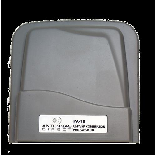 PA18 UHF / VHF Antenna Preamplifier Kit