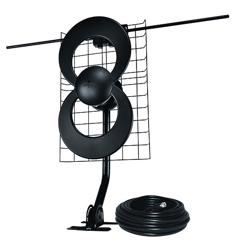 ClearStream™ 2V Complete UHF/VHF Indoor/Outdoor HDTV Antenna