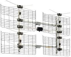 DB8 8-Element Bowtie Indoor/Outdoor HDTV Antenna