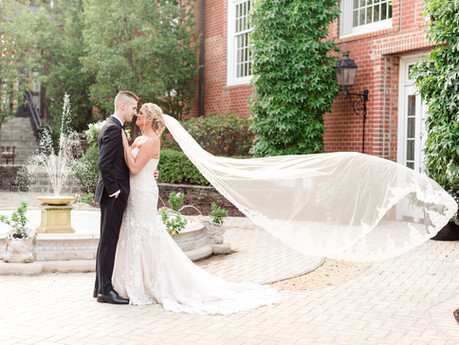 Revolution Mills Greensboro, NC Wedding | Donnie & Nicole