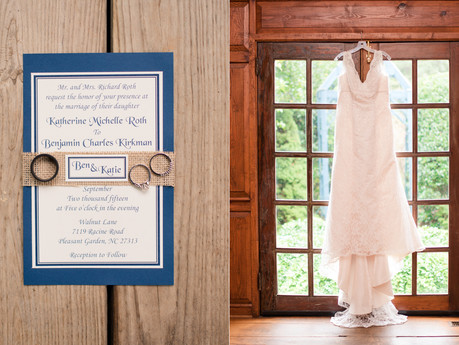 Ben & Katie's Wedding | Walnut Lane Inn
