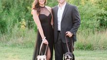 Brian & Brittany | Greensboro, NC Anniversary Portrait Session