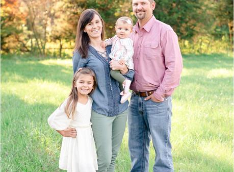 Greensboro, NC Family Photography | Downing Family