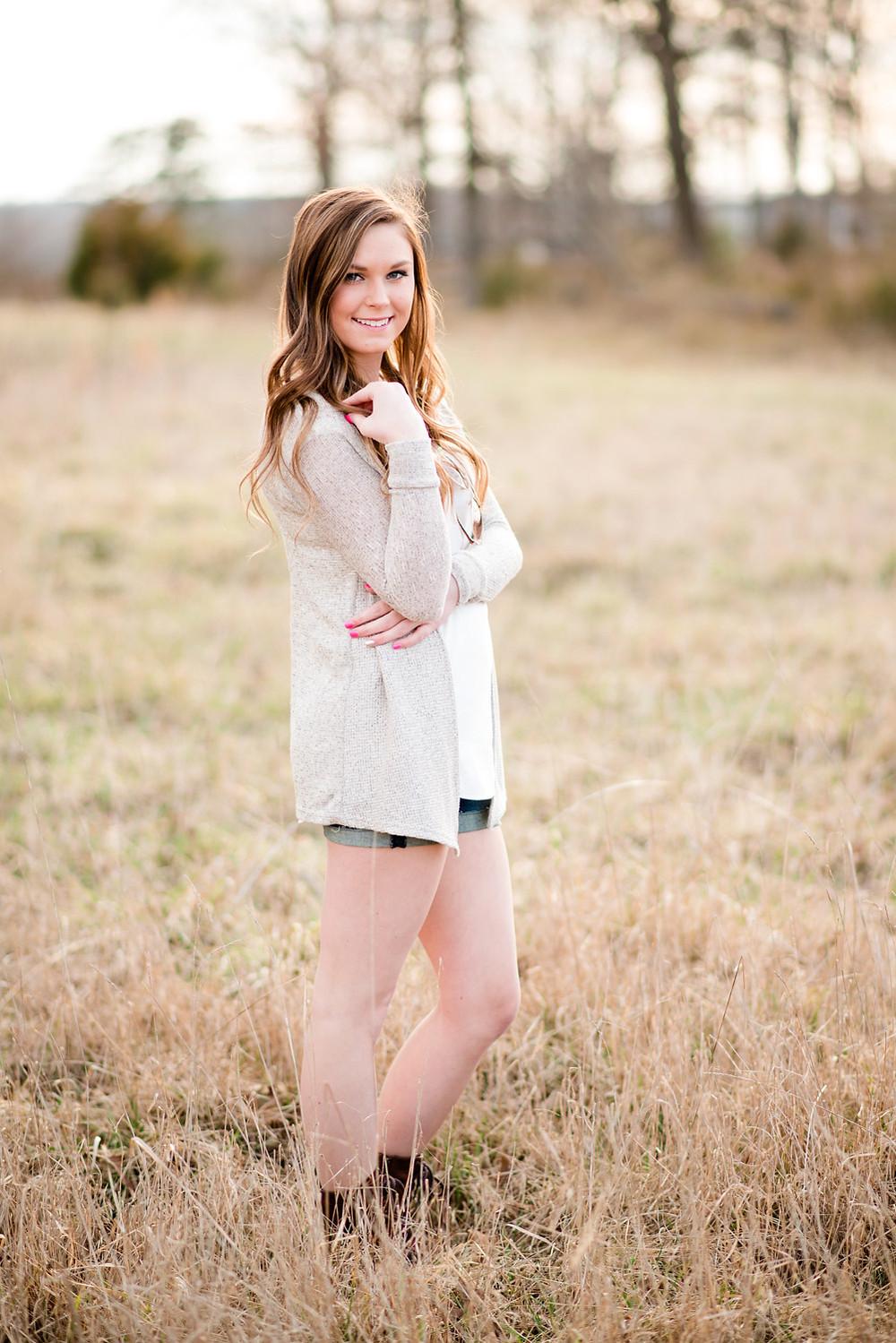 senior photography poses