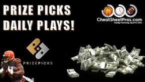 NFL Prize Picks Locks for Week 2 from Cheatsheetpros.com!