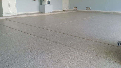 garage epoxy floor phoenix scottsdale