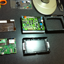 Integrating The Mio GPS Unit