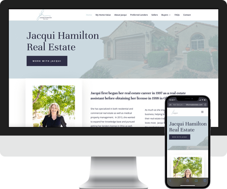 Jacqui Hamilton Real Estate