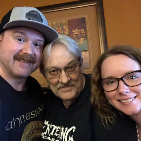 Dad's 5 Year Cancer-Free Mark!