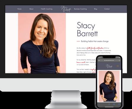 Stacy Barrett
