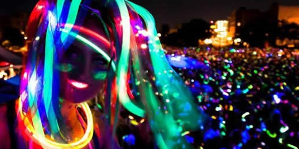 Glow in The Dark Color Run