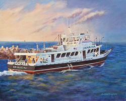 Jamaica Sunset Sail