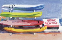 Kayaks Anyone?