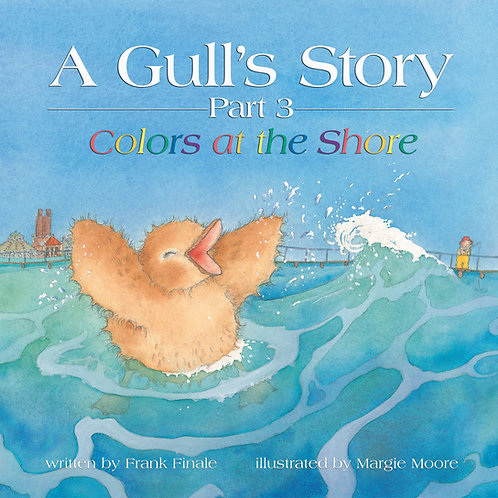 A Gull's Story, Part 3 - Colors at the Shore