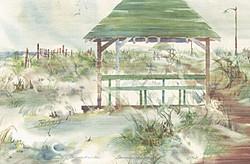 Stormy Pavilion