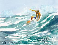 Surf's Up (Sea Girt)