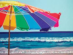 Jersey Shore Umbrella