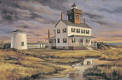 Tuckers Island Lighthouse