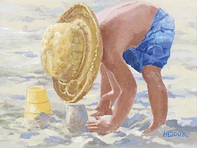 Grammy's Beach Hat