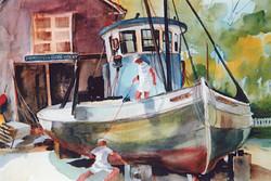 The Willie K, Tuckerton Seaport