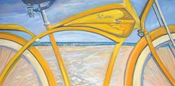 Yellow Schwinn