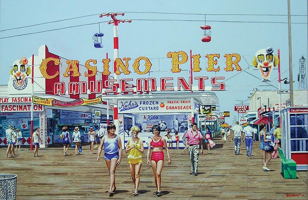 Casino Pier, Seaside Heights, NJ