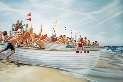 The Lifeguard Tournament