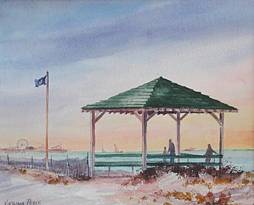 Boardwalk Gazebo