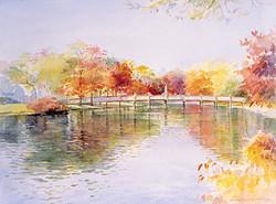 Spring Lake Autumn