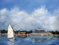 Returning To The Yacht Club