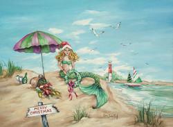 Mermaid Greetings