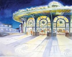 Carousel, Asbury Park