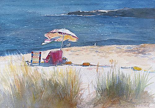 Quiet Beach, Ocean Grove