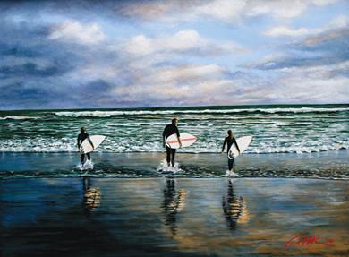 Family Surf
